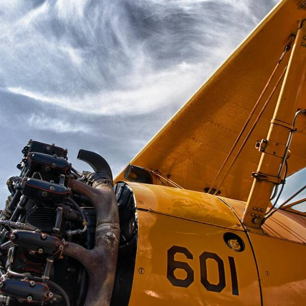 Airplanes Poster featuring the photograph Aero Machine 2 by Nathan Larson