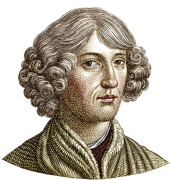 nicolaus copernicus polish astronomer poster by science. Black Bedroom Furniture Sets. Home Design Ideas