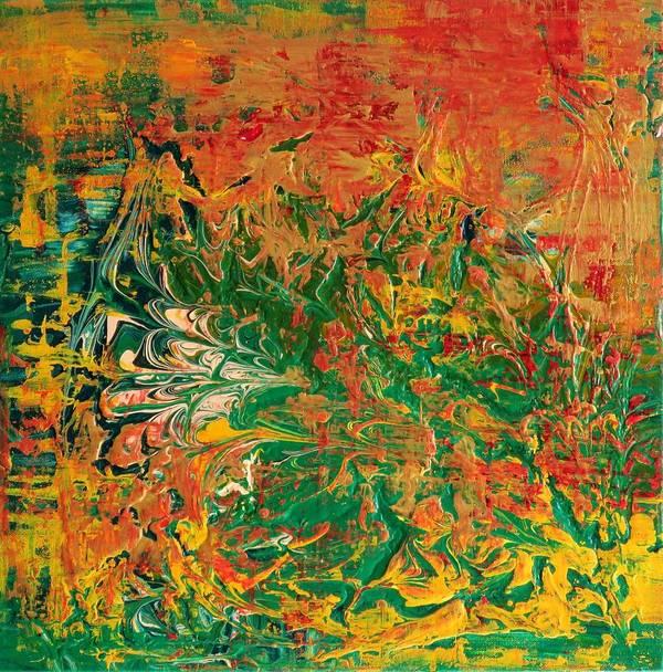 #artist #art #abstract #painting #textured #paints #rahat #beautiful #insta #dailyart #love #life #instamood #follow #amazing #world #pics #india #terraincognita #oilpastels #artbasel #artbuyers #artdealer #artcollector #artmuseum #paintingoftheday #contemporaryart #fashion #abstractart Poster featuring the painting Abstract Art by Rahat Kazmi