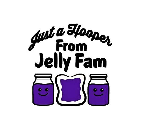 Jelly Fam Poster By Fania Liun
