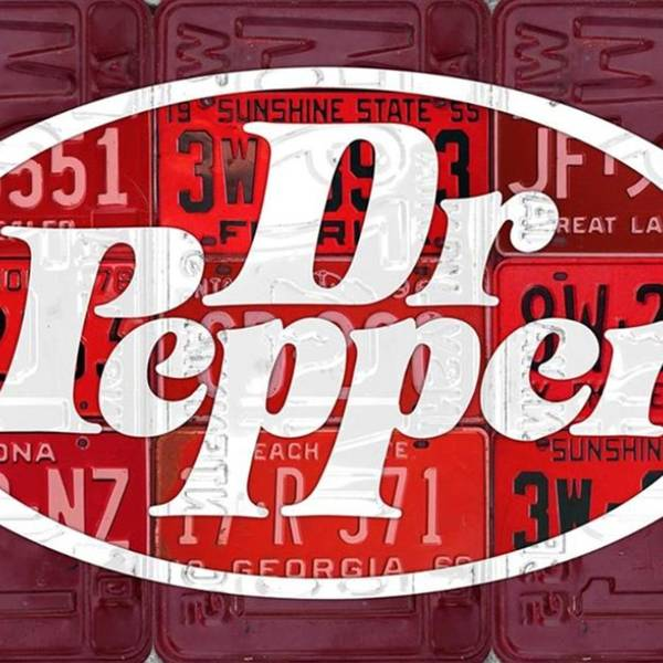Decor Poster featuring the photograph Did You Know #drpepper Was Created And by Design Turnpike