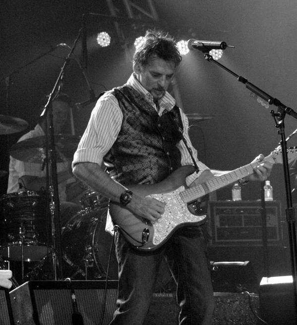 Kenny Loggins Poster featuring the photograph Kenny Loggins 3 by Christine Sullivan Cuozzo