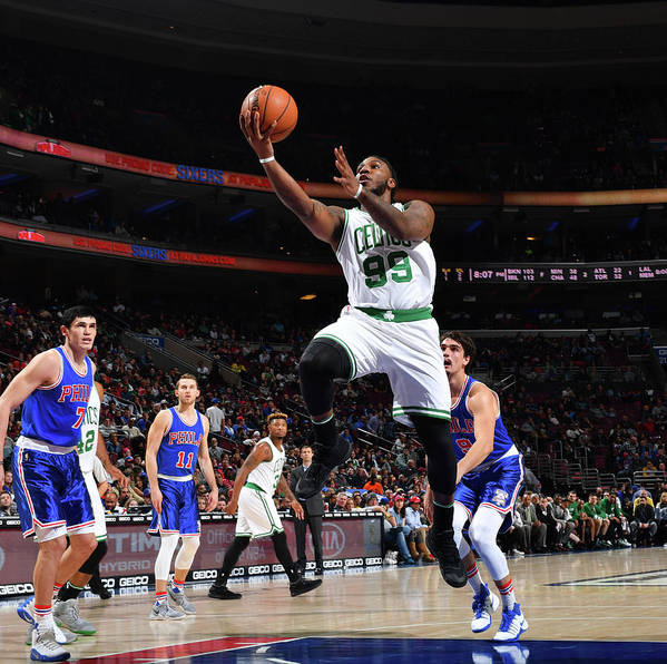Nba Pro Basketball Poster featuring the photograph Jae Crowder by Jesse D. Garrabrant