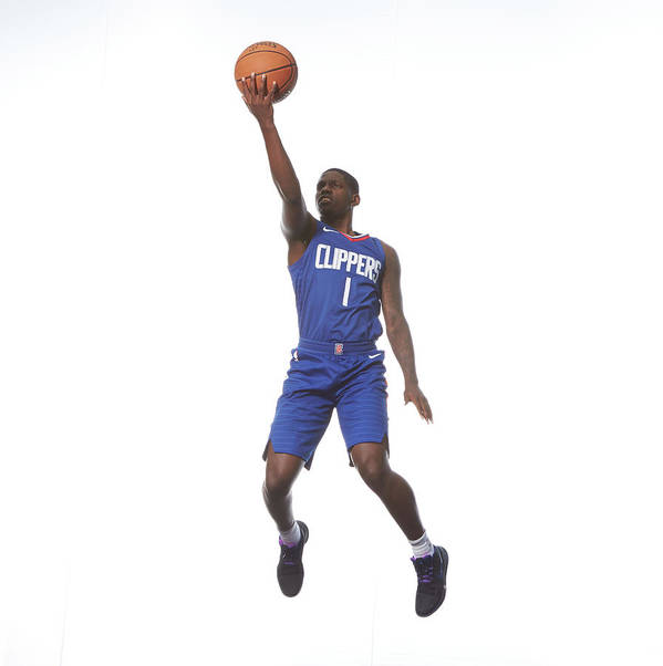 Nba Pro Basketball Poster featuring the photograph Jawun Evans by Nathaniel S. Butler