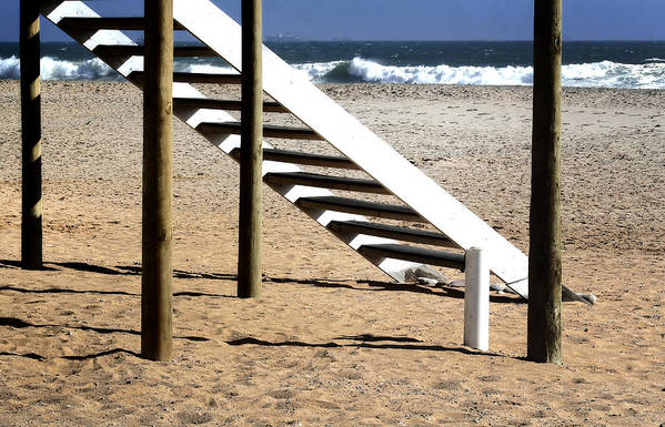 Namibia Poster featuring the photograph Stairway To Summer by A Rey