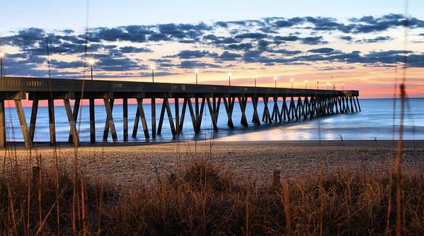 An Atlantic Daybreak Art Print featuring the photograph An Atlantic Daybreak by JC Findley