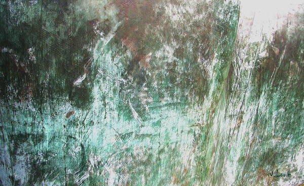 Abstract Art Print featuring the photograph Untitled by Wendell Lowe