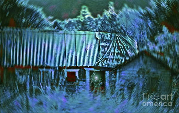 Confusion Art Print featuring the photograph Confusion by Gwyn Newcombe