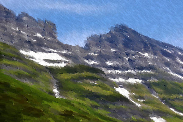 Landscape Art Print featuring the photograph Humbling by Kevin Bone