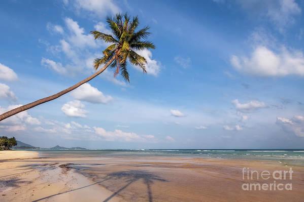 Thailand Art Print featuring the photograph Ban Harn Beach by Adrian Evans