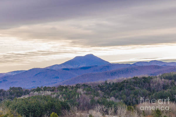 Mountains Art Print featuring the photograph Scenic Vermont 1 by Claudia M Photography