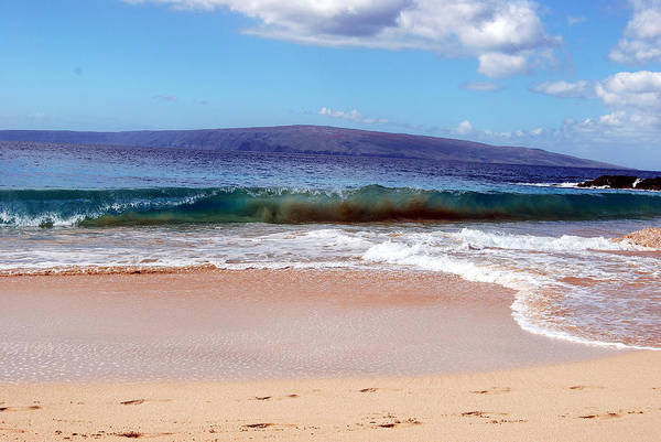 Art Print featuring the photograph Maui Water by JK Photography