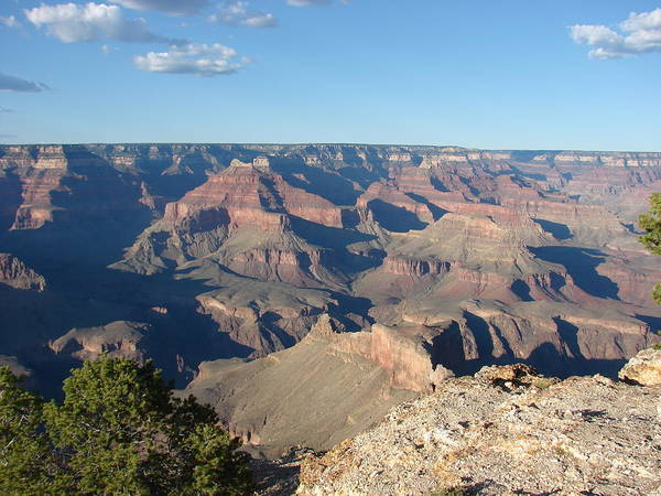 Art Print featuring the photograph Majestic Grand Canyon by Gary and Loretta Bullock