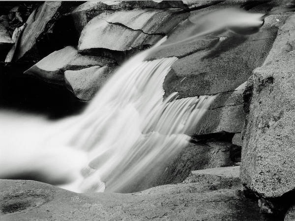 Landscape Art Print featuring the photograph Cascade 2 by Allan McConnell