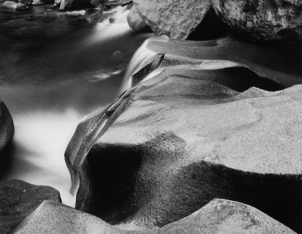 Landscape Art Print featuring the photograph Cascade by Allan McConnell