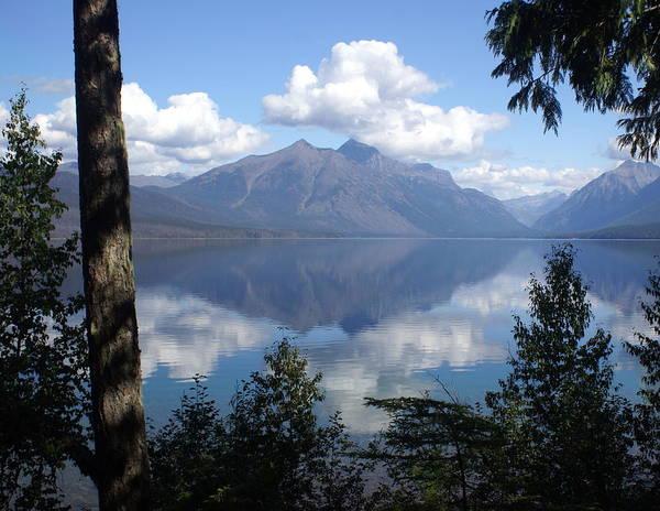 Lake Art Print featuring the photograph Lake Mcdonald Glacier National Park by Marty Koch