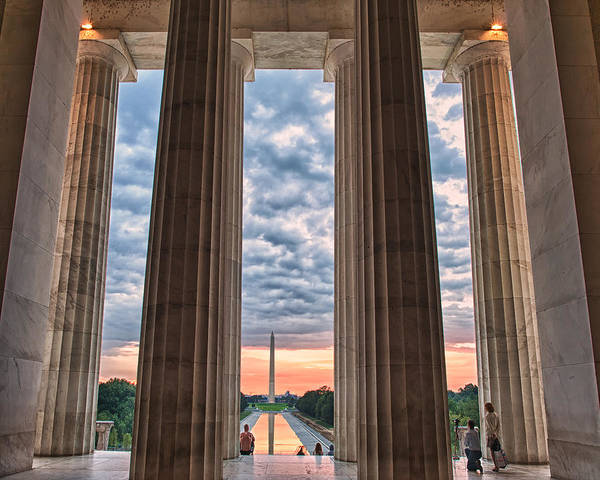 Washington Art Print featuring the photograph A New Day by Christopher Rok