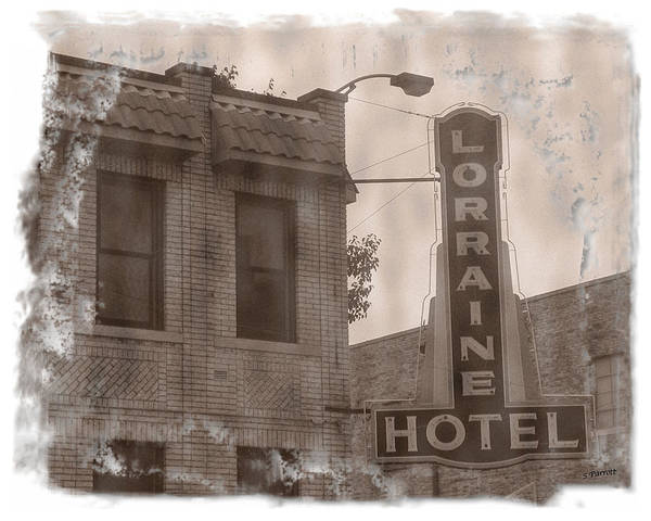 Lorraine Art Print featuring the photograph A Day In April by Steve Parrott