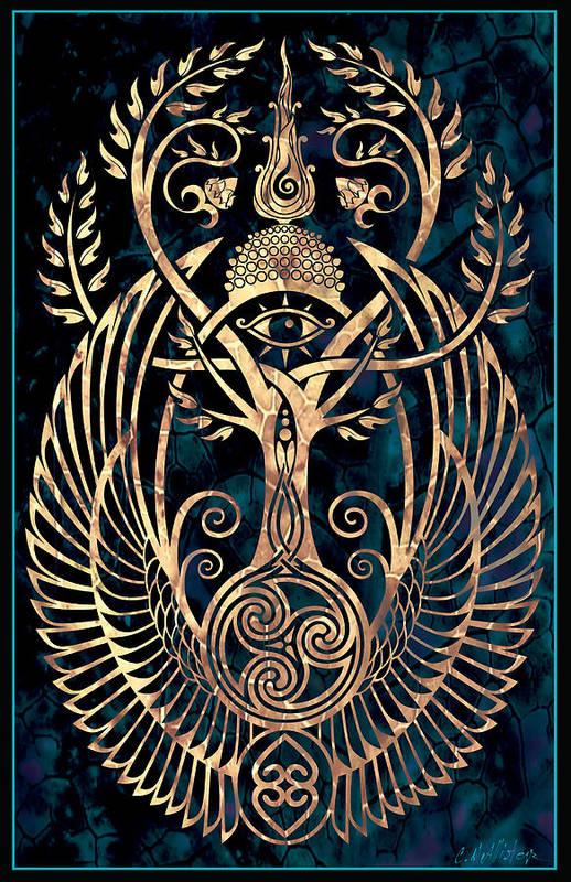 Altar #1 by Cristina McAllister