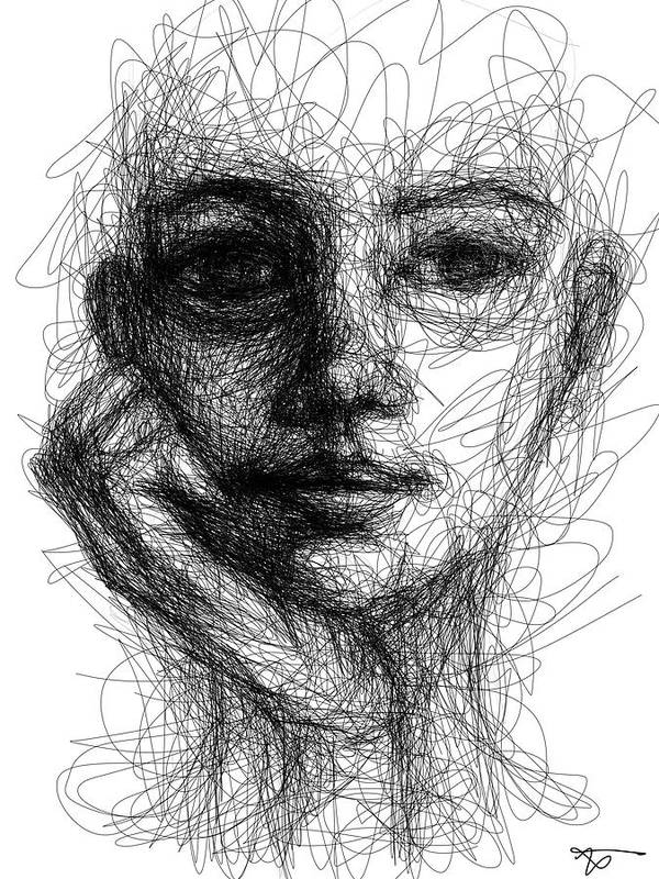 Full Face by V Thomas