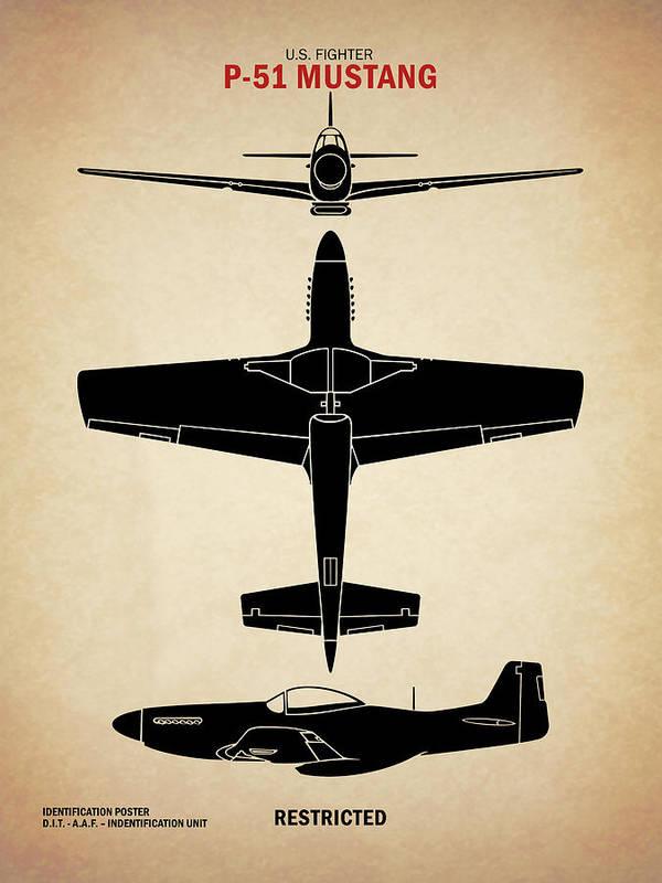 WW2 P51 Mustang Identification by Mark Rogan