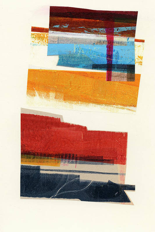 Bits and Pieces #15 by Jane Davies