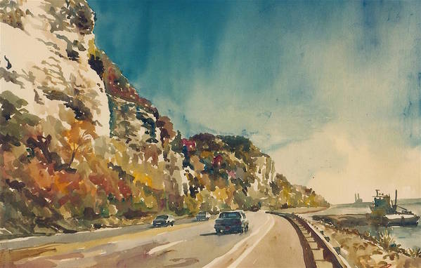 465 River Road by Marilynne Bradley