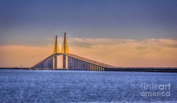 Skyway Bridge by Marvin Spates
