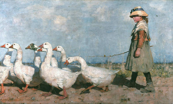 To Pastures New by James Guthrie
