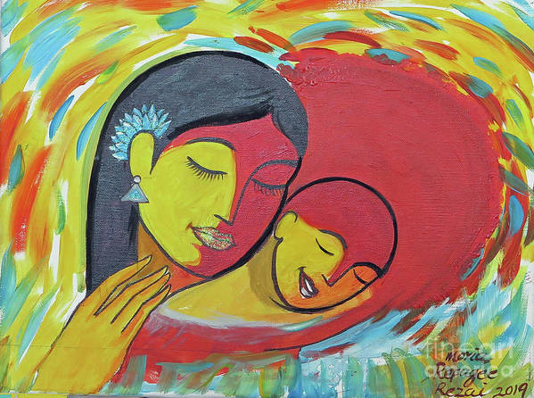 Joy by The Hope Project Moria Refugees Rezia