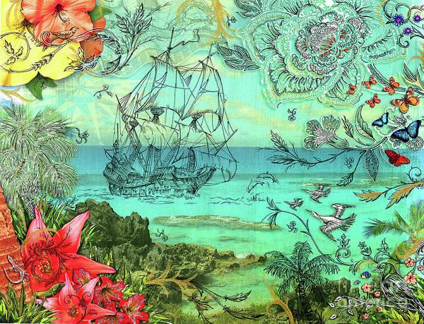 The Sea Venture by Sophie Matthiensen Cirillo