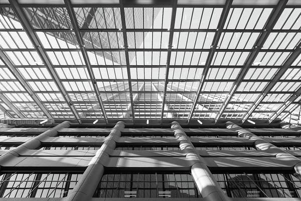 Minneapolis City Center by Jim Hughes