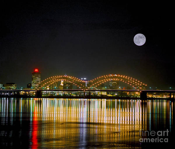 Memphis Lights by Jim Raines