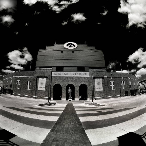 Kinnick Stadium by Jamieson Brown