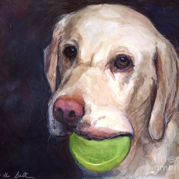 Throw the Ball by Molly Poole