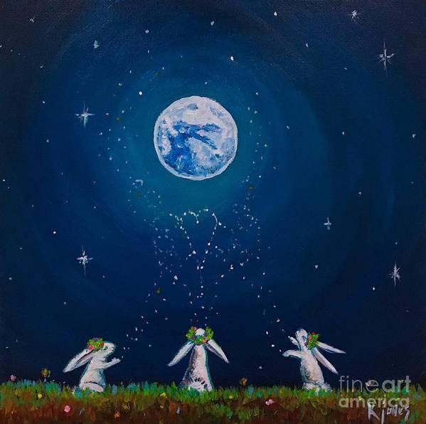Magic of the Rabbit Moon by Kim Jones
