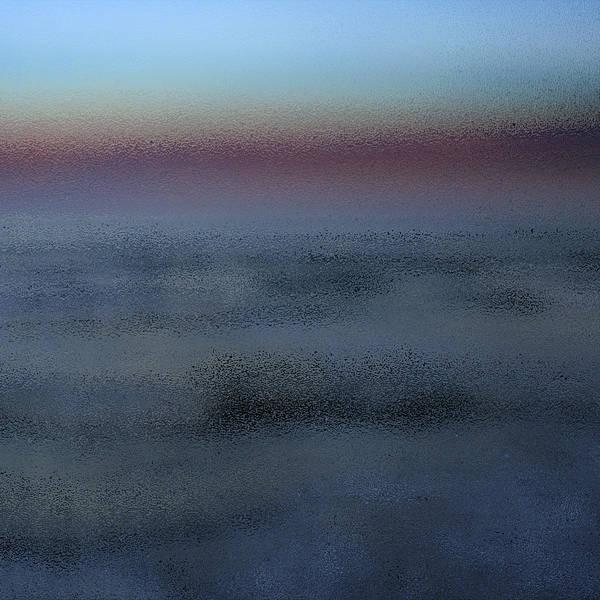 Abstract Art Print featuring the digital art Sunday Morning by Cheryl Rau
