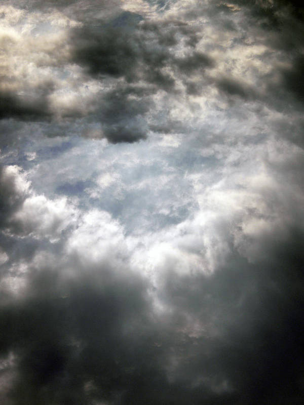 Sky Art Print featuring the photograph Sky1 by Mikael Gambitt