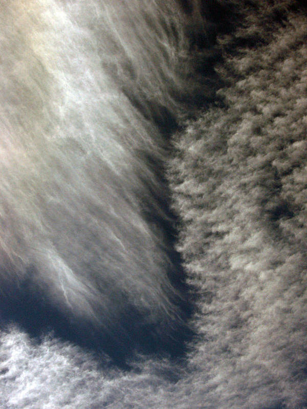 Cloud Art Print featuring the photograph Sky14 by Mikael Gambitt