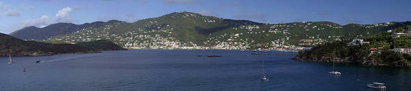 Charlotte Amalie Art Print featuring the photograph Charlotte Amalie by Gary Lobdell