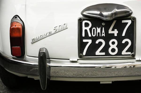 Fiat 500 by Al Hurley