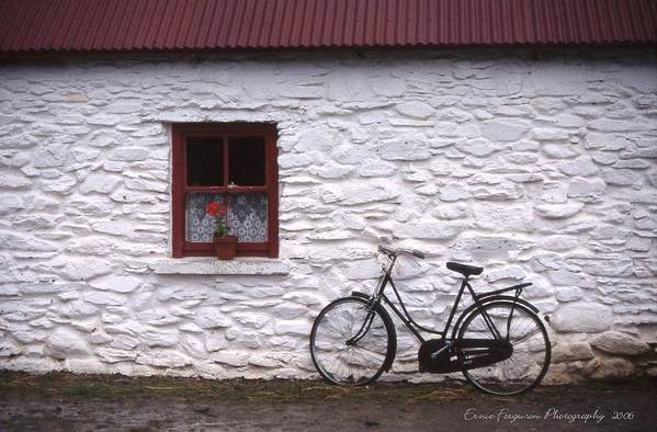 Landscape - Travel Art Print featuring the photograph Kilarney Ireland by Ernie Ferguson