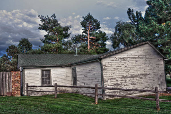 Colorado Art Print featuring the photograph Lakewood Heritage Center by Robert Maestas