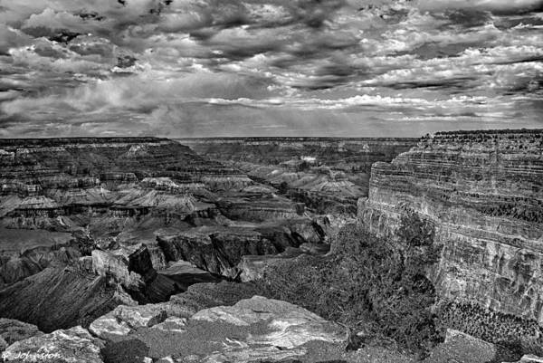 Grand Canyon Art Print featuring the photograph West Rim Grand Canyon National Park by Bob and Nadine Johnston