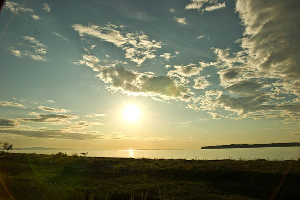Art Print featuring the photograph Birch Bay by JK Photography