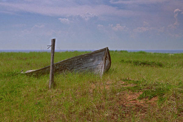 Abandoned Boat by Ross Warner