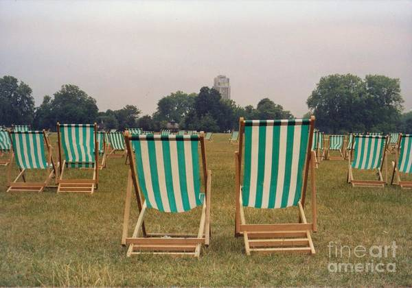 Hyde Park Art Print featuring the photograph Assemblage by Christine Jepsen