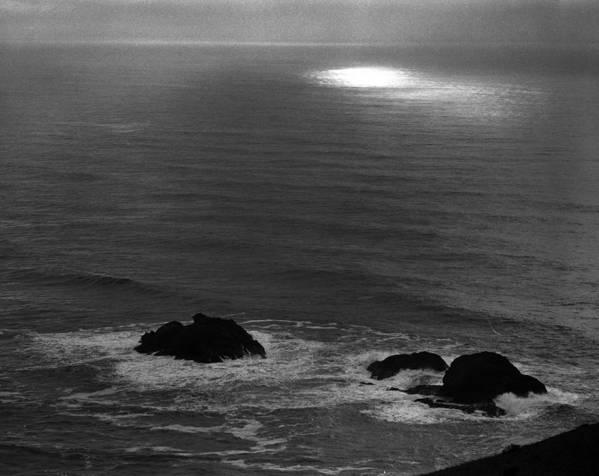 Nature Art Print featuring the photograph Ocean Light by Benjamin Garvey