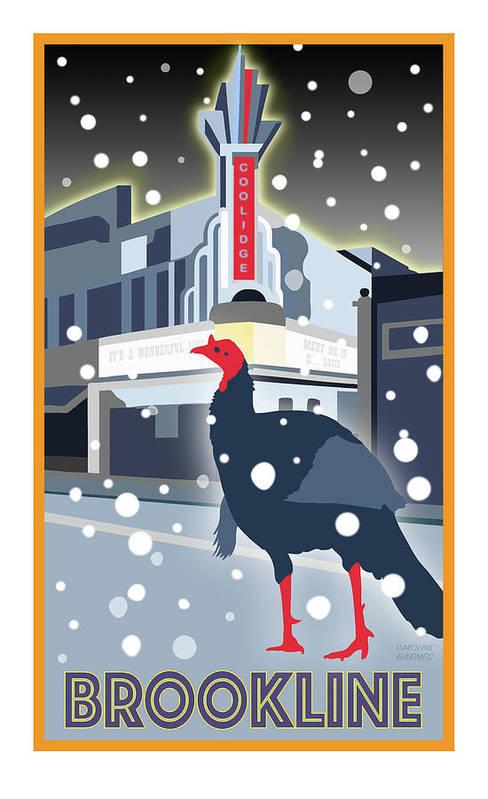 Night at the Movies by Brookline Turkeys