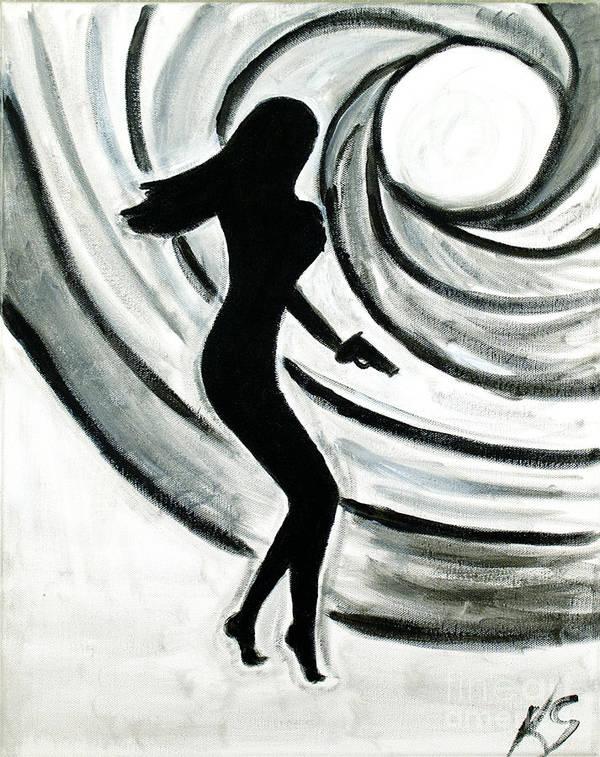 The Bond Girl by Katy  Scott